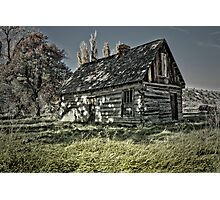 six shooter shelter Photographic Print