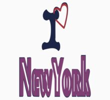 ღ♥I Love NewYork Clothing & Stickers♥ღ by Fantabulous