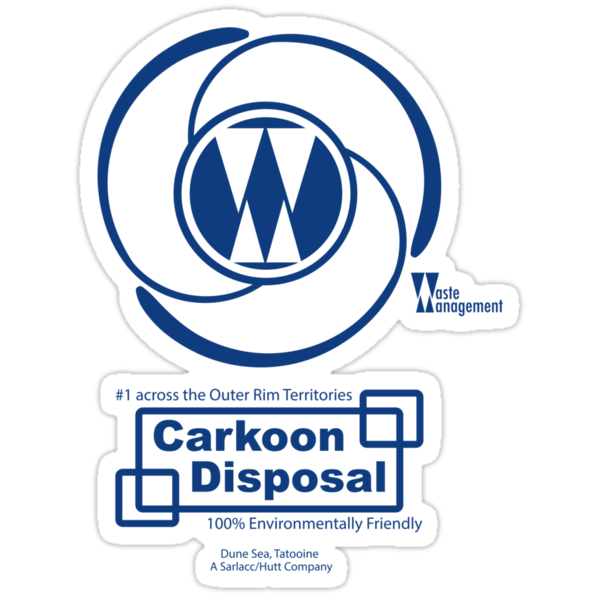 Carkoon Disposal by Malc Foy