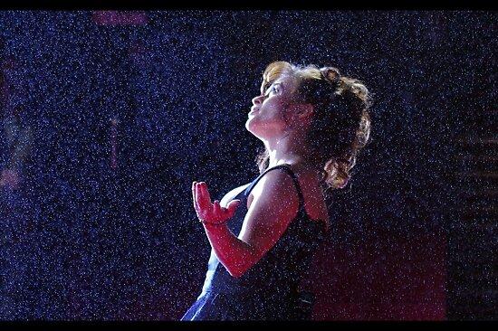 Helena Bonham Carter In Rain by berndt2