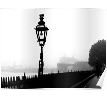 Greenwich Lamp Poster