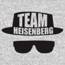 Team Heisenberg by ScottW93