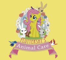 Fluttershy's Animal Care by Maggie Davidson