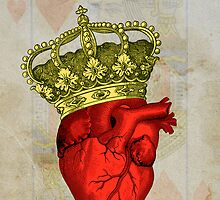 King Of Hearts by henribanks