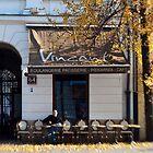 Warsaw: Boulangerie - Piekarnia by Kasia-D
