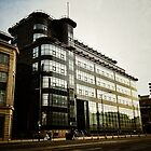 Daily Express Building, Ancoats, Manchester by Martyn Heath