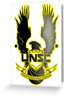 UNSC Fade Yellow by Jslayer08