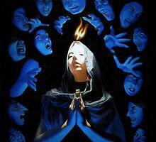Pentecost by Laura Guzzo