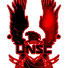UNSC Red Fade Red by Jslayer08