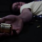 I didn't finish the bottle, the bottle finished me by Andy  Hall