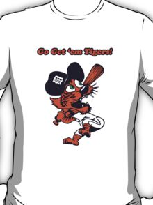 Go Get 'em Tigers! Retro Edition T-Shirt