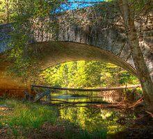 Bridge to Mirror Lake by KOKOPEDAL