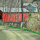 Somewhere In Vermont by Deborah  Benoit