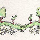 conversation trees by desktopzombie