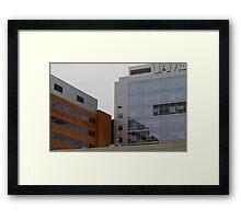 UAMS Little Rock, Ark USA Framed Print