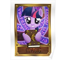 Twilight Sparkle, Element of Magic Poster