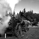 Blowing Off Steam !!! by Photo-Bob