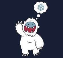 Snow Monster Kids Clothes