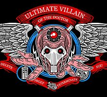 The Ultimate Villain of The Doctor by zerobriant