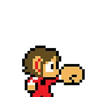 Alex Kidd by womone