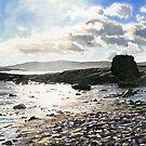The 'Shirrock' in Adrigole, Beara Peninsula, West Cork  by CliveOnBeara