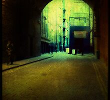 Clink Street, London by Cate Davies