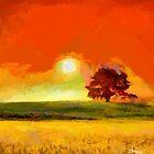 Fire in the Sky! by DiNovici