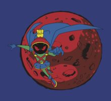 Marvin the Martian Manhunter by jango39