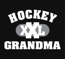 Hockey Grandma by SportsT-Shirts