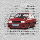 Mazda 323  by Barbo