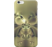 Metallic Flower iPhone Case/Skin