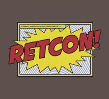 RETCON! by gerrorism