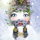 Ivy Holly  by Helena Wilsen - Saunders