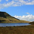 Lake Fan Fach, Brecon by aledwards
