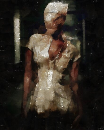 Silent Hill Nurse by Joe Misrasi