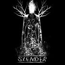 Slender by philtomato