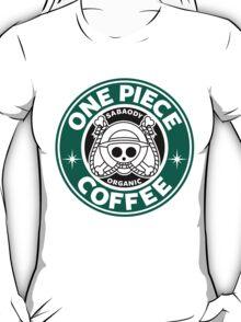 One Piece Coffee T-Shirt
