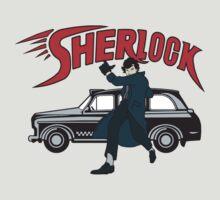 Sherlock Racer by Baznet