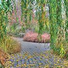 Garden Hideaway by wiscbackroadz