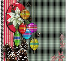 Pinecones n Butterflies by geot