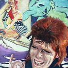 David Bowie by owlwaltz