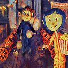 Coraline Circus by Joe Misrasi