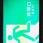 iPhone Case - Exit 2 by fenjay