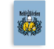 Meth's Kitchen Canvas Print
