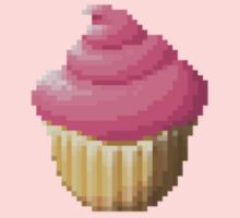 Cupcake Pixels by Ollie Chanter
