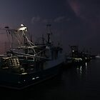 North Arm Fishing Boats by Stuart Daddow Photography