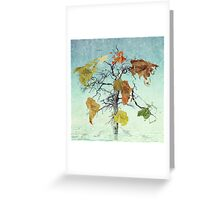Earth Tree (The Beginnings) Greeting Card