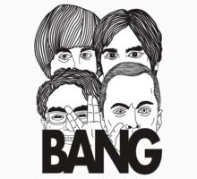 The Big Bang Theory by HatchetBooth