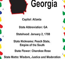 Georgia Information Educational by ValeriesGallery