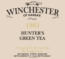 Winchester Tea (black) by Unicorn-Seller